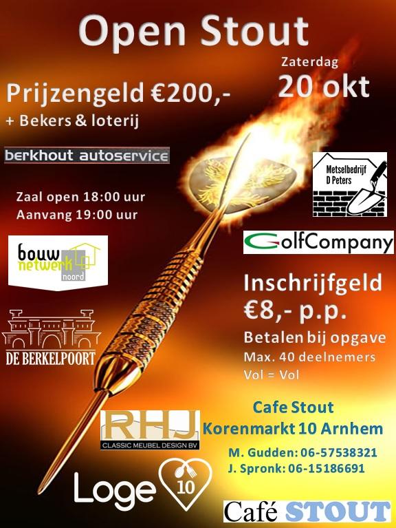Open Stout Arnhem